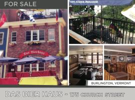 Das Bier Haus - Burlington Restaurant and Bar