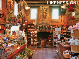 Quintessential Country Store with Gas