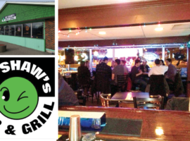 Former Oh Shaw's Bar & Grill