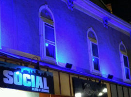 Former Social Club & Lounge