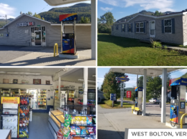 Turn-Key Gas Station & 3 Bedroom Home